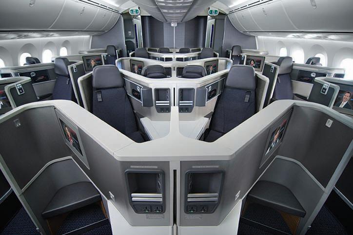 boeing 747 dreamliner american