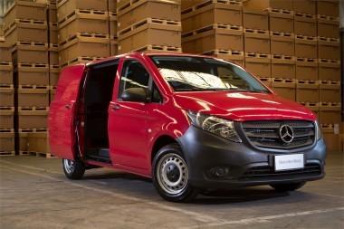 Mercedes-Benz bate recorde mundial na venda de vans