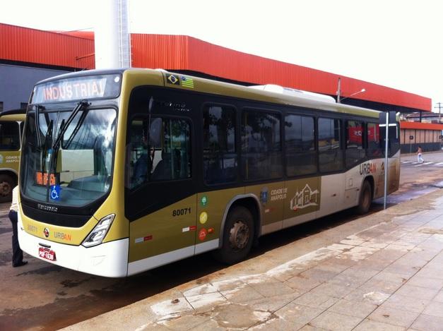 volks bus anapolis