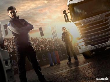 Scania internacionaliza competição de motoristas de caminhão e dará um Streamline ao vencedor este ano