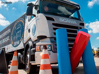Especial: O Brasil vai ser a sede da Libertadores dos motoristas de caminhão, o Scania Driver Competitions