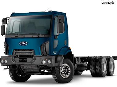 Ford lança quatro novas versões de caminhões da linha Cargo