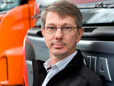 Entrevista exclusiva com Mikael Person, responsável global pelo Scania Driver Competition