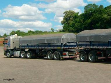 Contran passa a aceitar rodotrem de 11 eixos e 91 toneladas