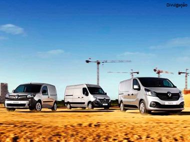 Aliança Renault-Nissan anuncia nova divisão de comerciais leves