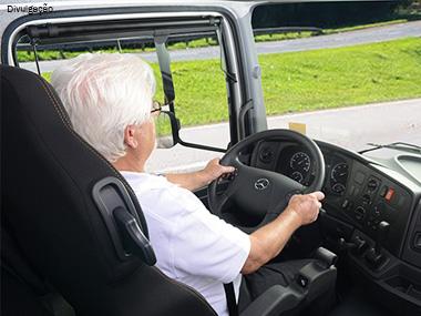 Caminhões Mercedes-Benz: cada vez mais chiques e confortáveis para o motorista