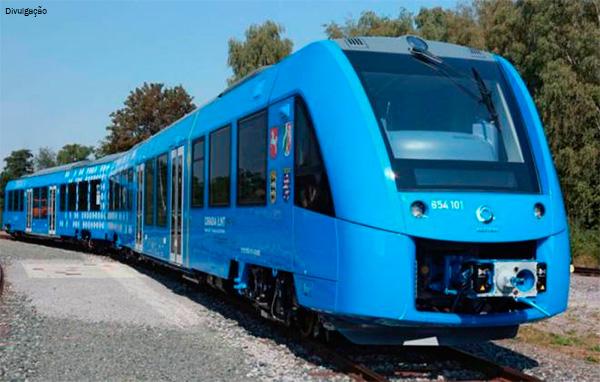trem-hidrogenio