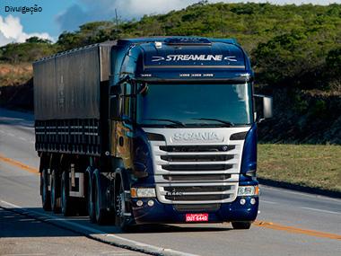 Scania ganha terreno no mercado com o R 440