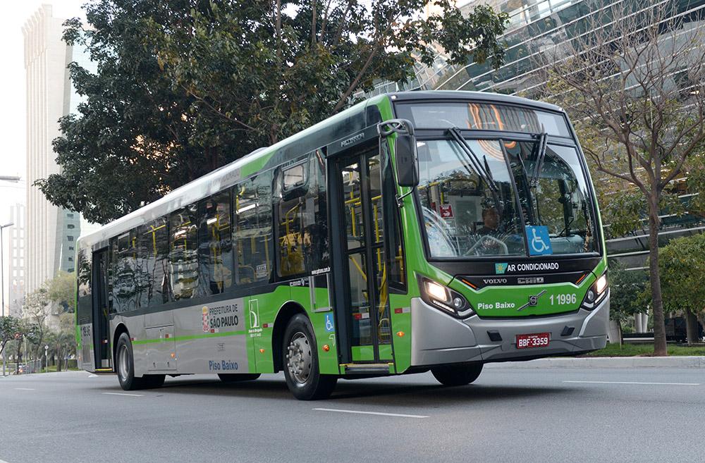 Volvo Bus apresenta o novo chassi B8R