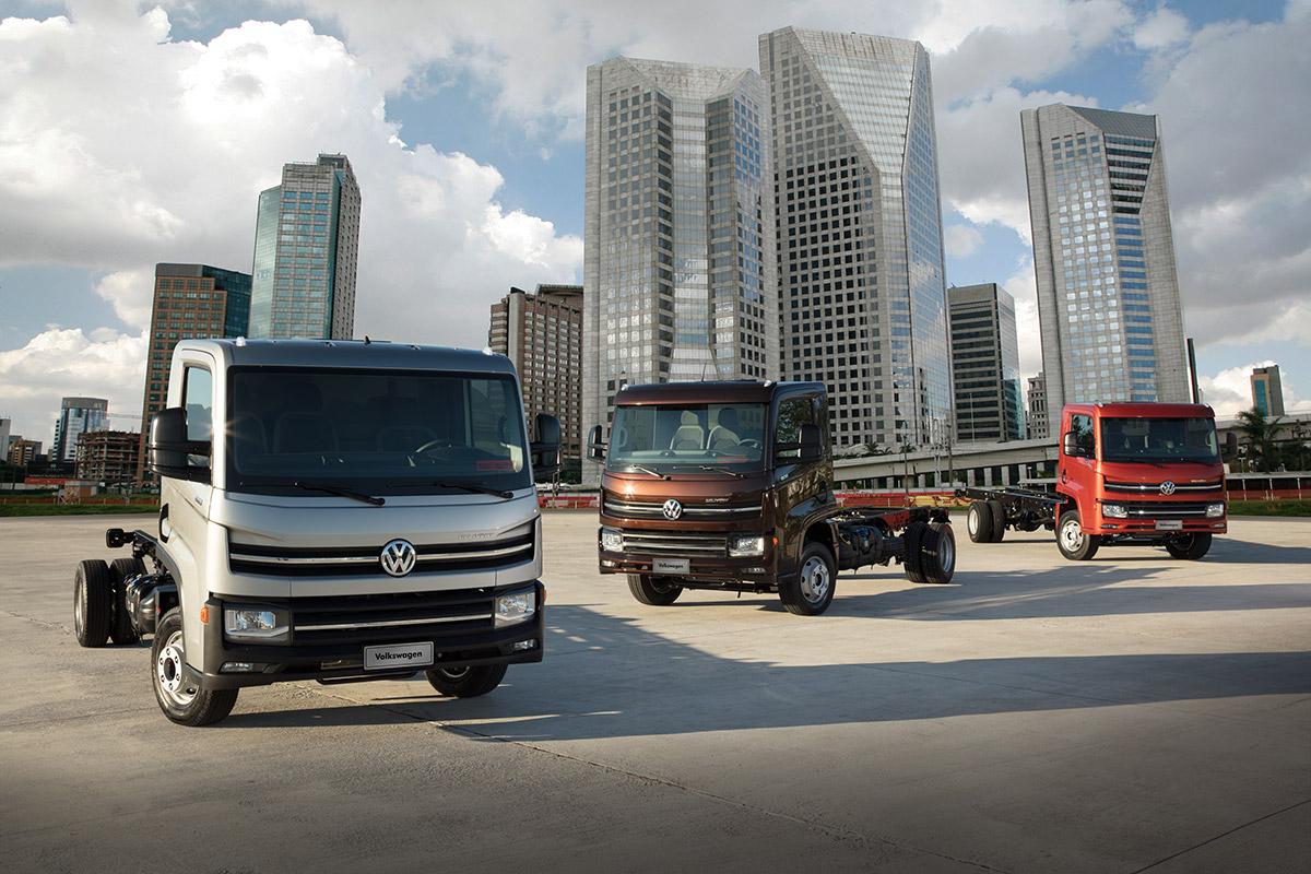 Volkswagen dá as cartas e realiza o lançamento do ano