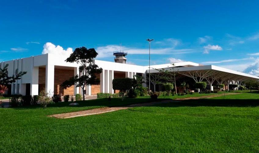 Aeroporto de Rio Branco (AC) ganha reforma e ampliação