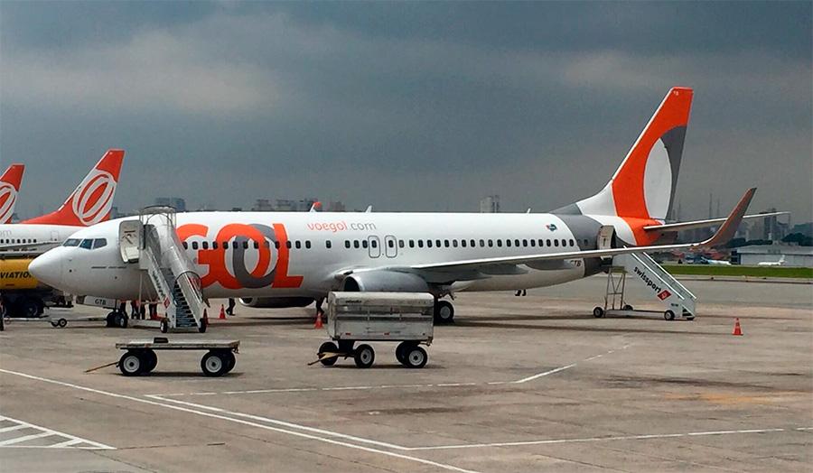 Companhias aéreas brasileiras transportam quase 99 milhões de passageiros pagos em 2017