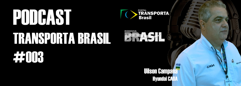 Podcast Transporta Brasil – edição 003