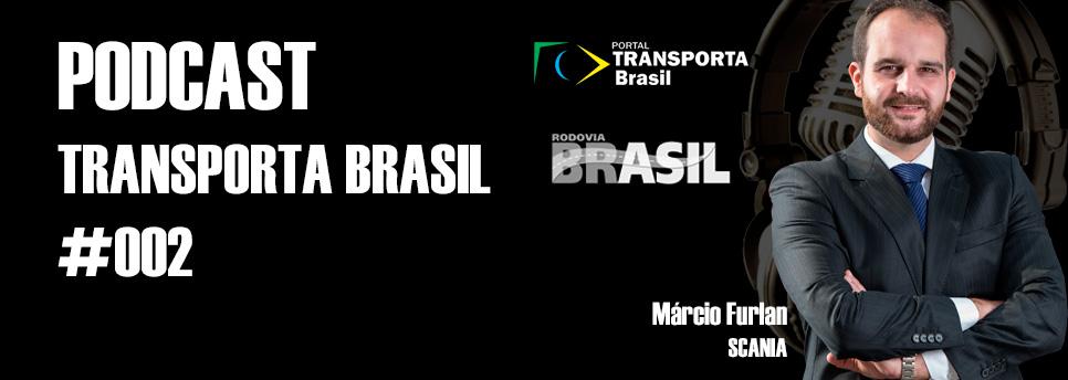 Podcast Transporta Brasil – edição 002