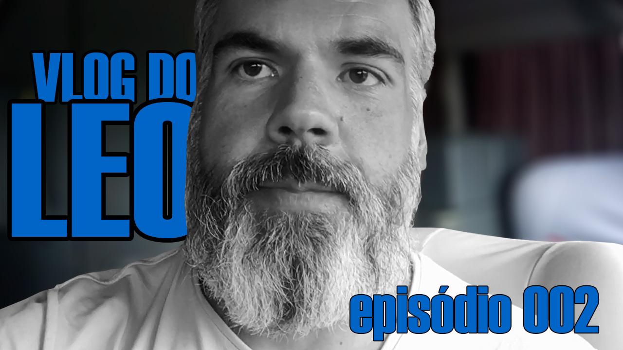 Chegou o episódio #2 do vlog do Leo! canal leodoca
