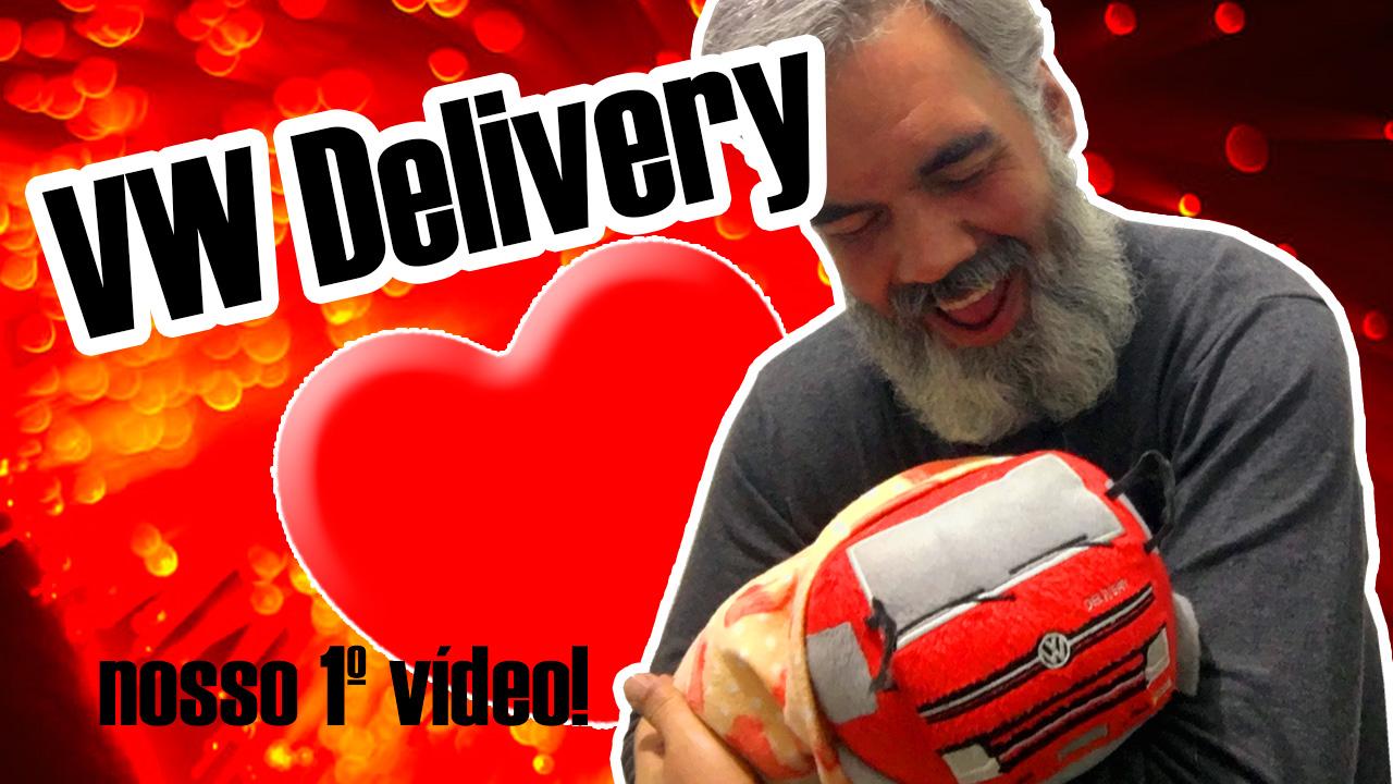Novo Delivery: nosso primeiro vídeo no canal LEODOCA