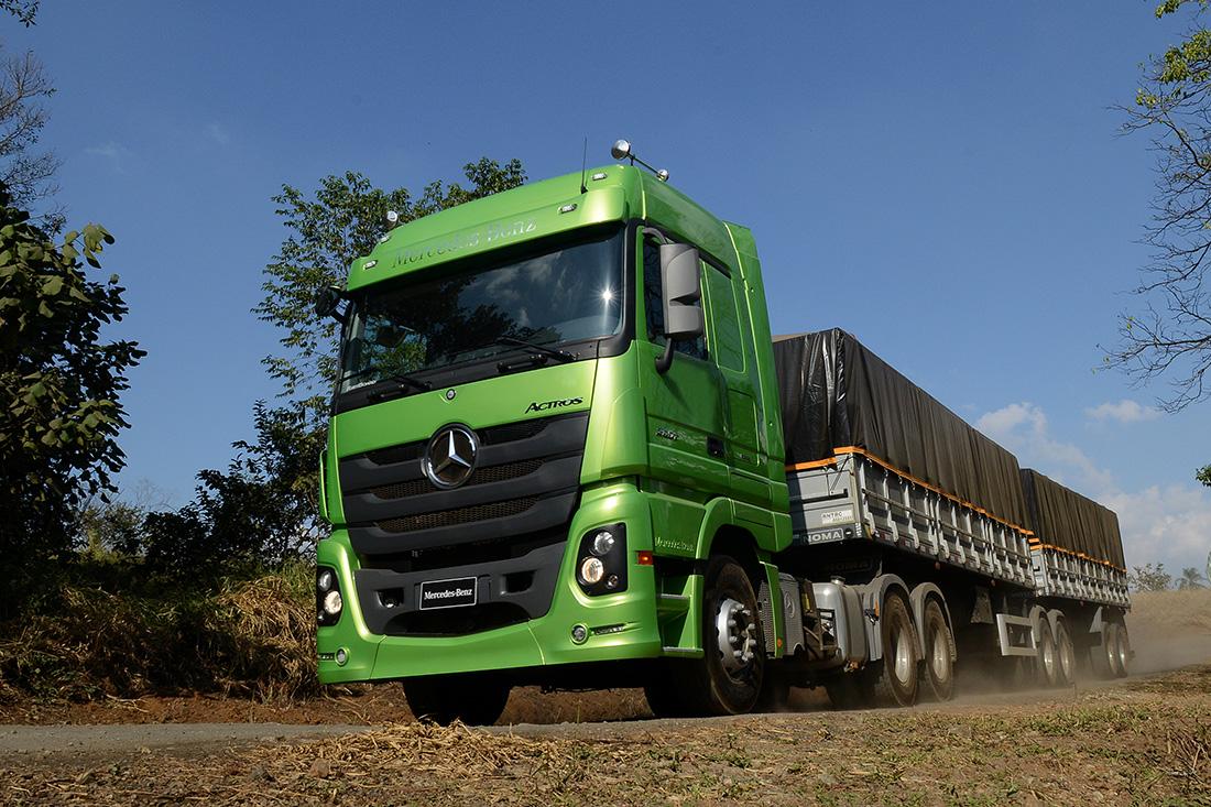 Mercedes-Benz começa ano com fortes vendas – vídeo canal LEODOCA