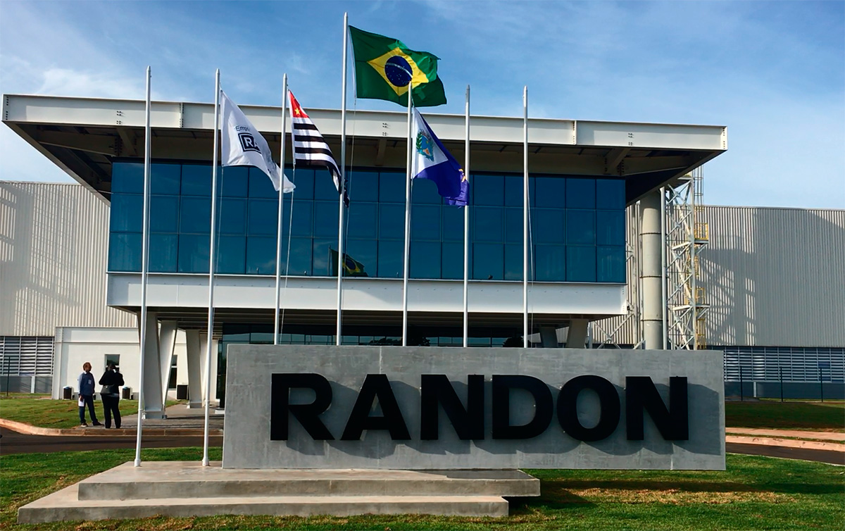 Randon inaugura fábrica em Araraquara (SP)