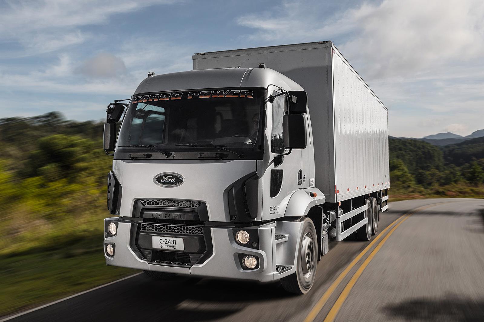 Ford Caminhões apresenta o Cargo Power para brigar nos semipesados