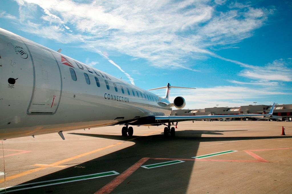 Delta Airlines firma acordo para a compra de 20 aeronaves Bombardier