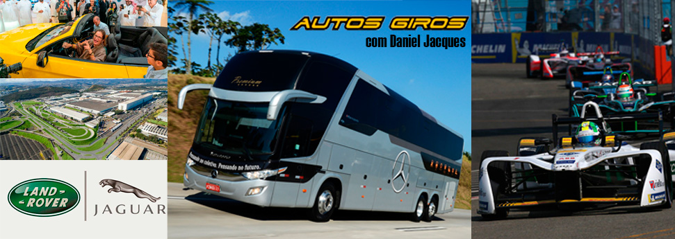 Autos Giros | Mercedes-Benz pensando no coletivo