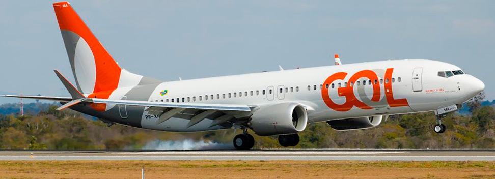 Gol será um dos maiores operadores do novo Boeing 737 MAX