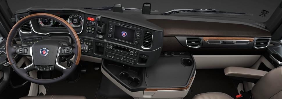 Scania traz muitas novidades para o transporte brasileiro