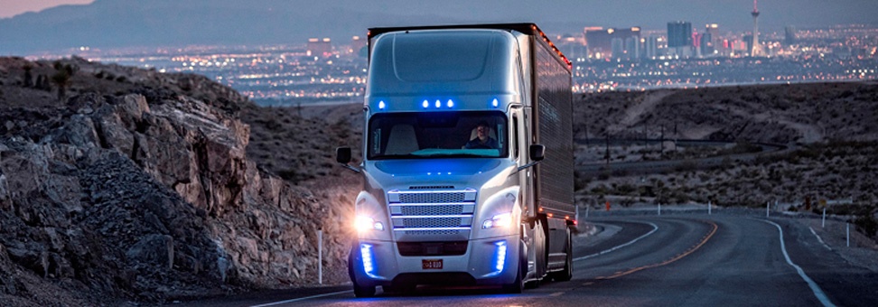 Daimler quer autônomo nível 4