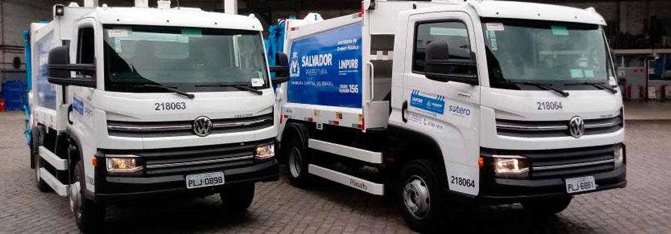 Delivery médio já emplaca na coleta de resíduos