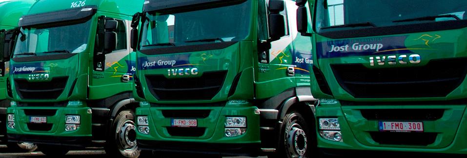 Grupo Jost compra Iveco