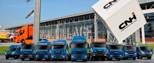 CNH Industrial comemora sucesso global com lucro bilionário