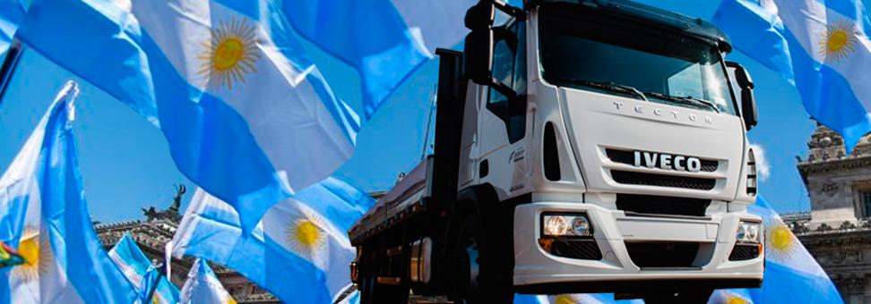 Iveco levanta o caneco 9 vezes na Argentina