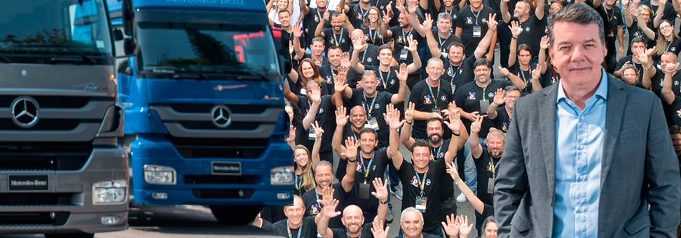 Mercedes-Benz: ouvir as estradas deu resultado. E muito!