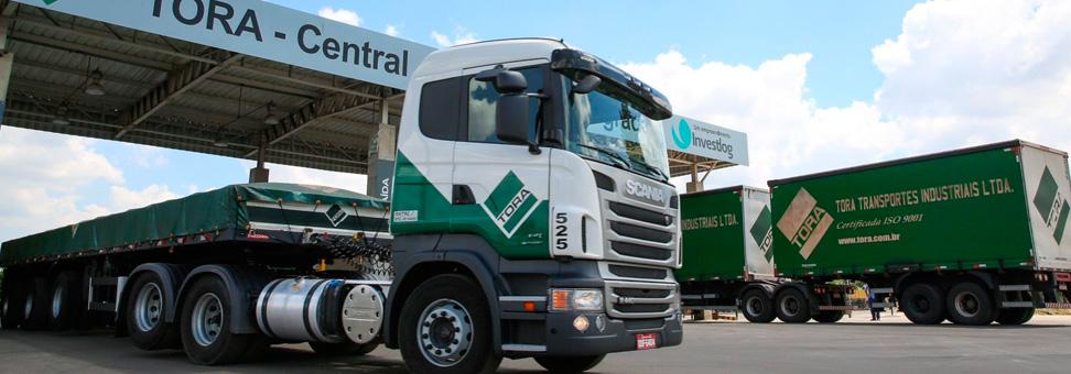 Tora Transportes: mais 200 caminhões em 2019