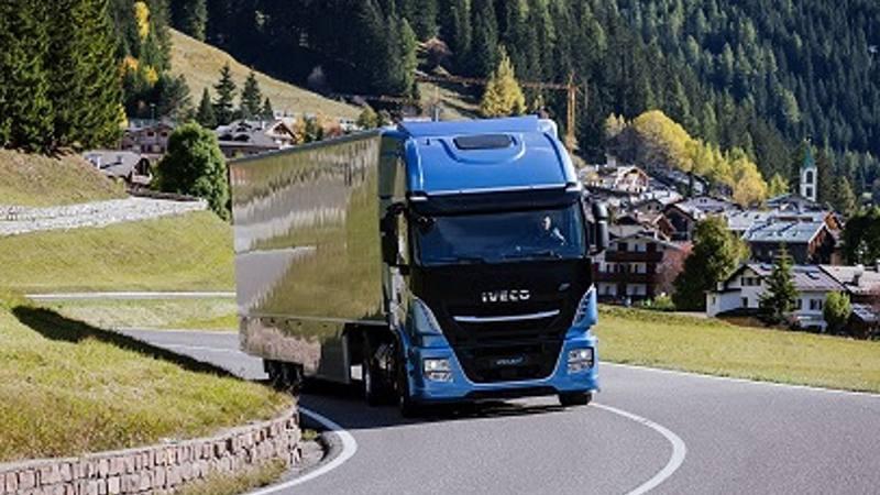 Combustíveis alternativos da Iveco se destacam na Europa
