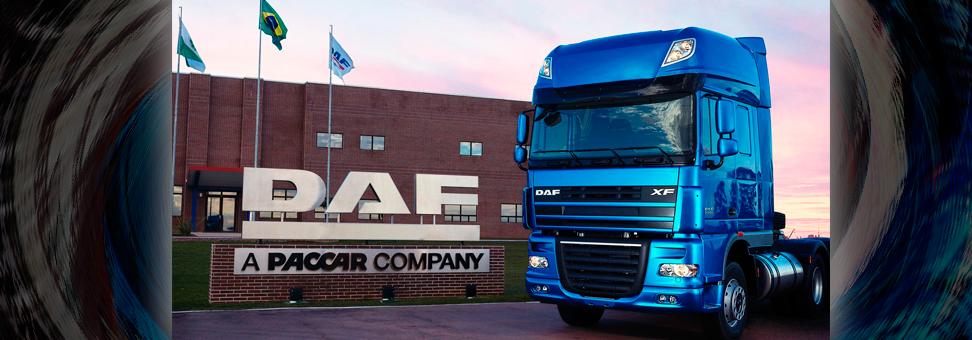 DAF ganha novos equipamentos na linha 2019