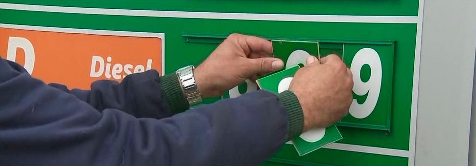 Um ano depois da greve, diesel está 5% mais caro para o caminhoneiro