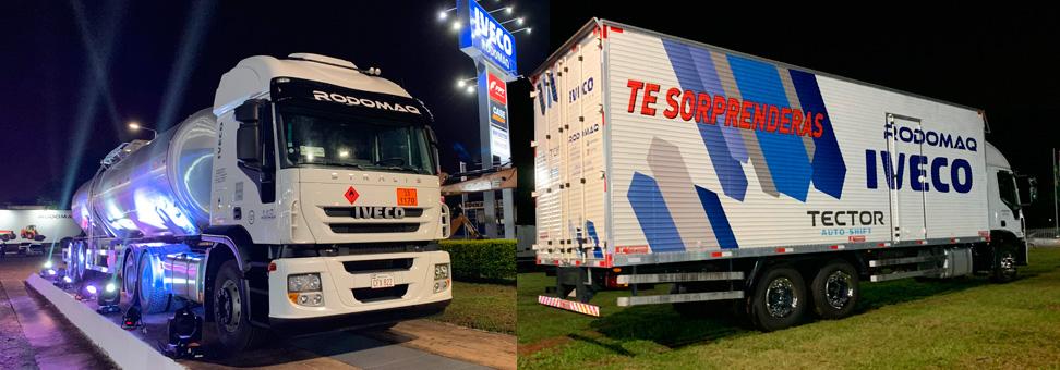 Iveco quer conquistar o Paraguai