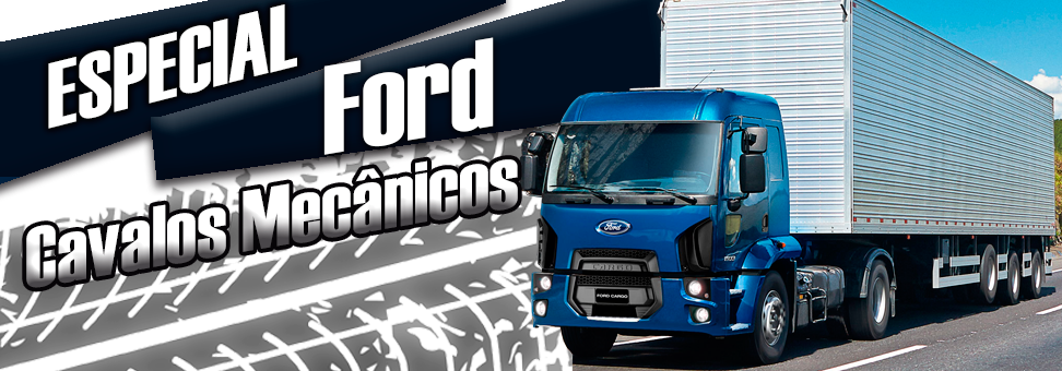 Cargo 1933 abre o segmento na Ford