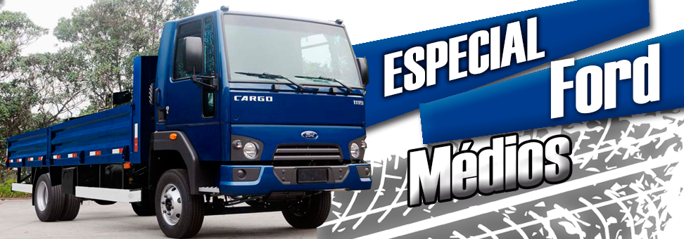 Ford Cargo 1119 foi o pulo do gato