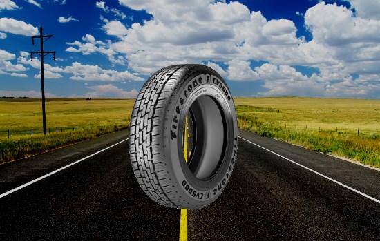 Veículos comerciais ganham novas medidas de pneus Firestone