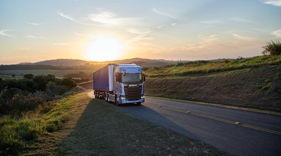 Peças originais Scania a um Google de distância