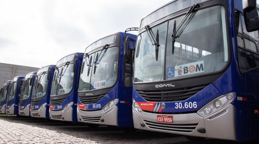 Ônibus Volkswagen crescem 22% no mercado paulista com venda expressiva