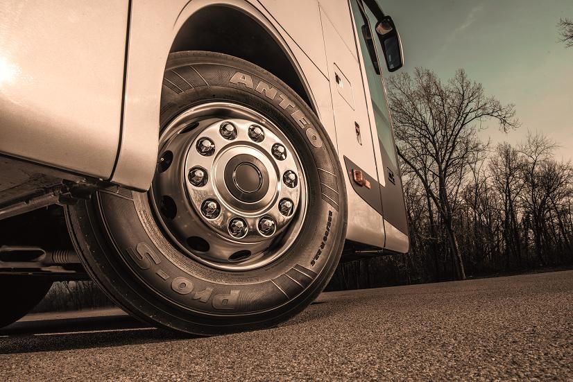 Anteo é a nova marca de pneus da Prometeon