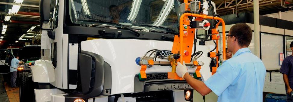 Ford anuncia acordo com os trabalhadores de São Bernardo