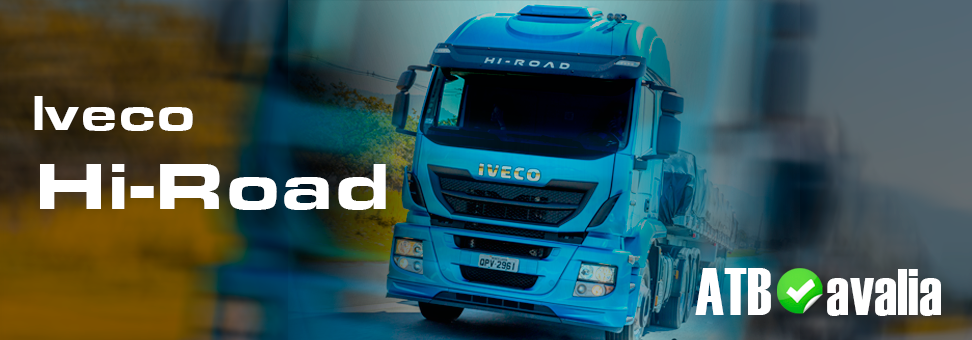Iveco Hi-Road chega mais equipado e mais econômico frente ao Stralis
