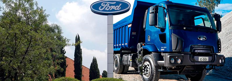 Ford Caminhões: um sopro de esperança?