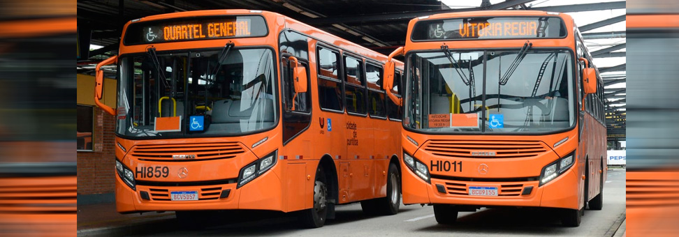 Mercedes-Benz avança no transporte público paranaense