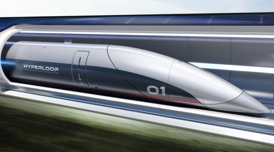 Protótipo de cápsula de transporte ultraveloz 'estacionará' em evento em SP