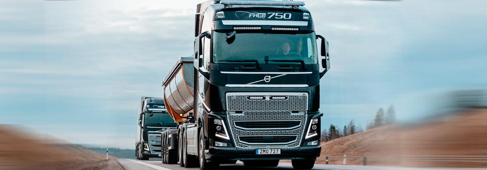 Volvo lança cabine extralarga
